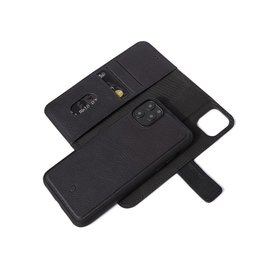Decoded Decoded 2-in-1 Wallet Case for iPhone 11 Pro Max - Black