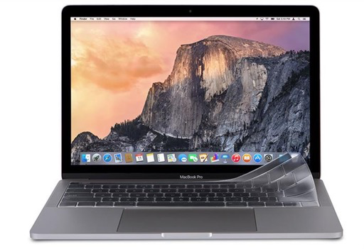 Moshi Clearguard for Macbook Pro 13 and 16 (2020)