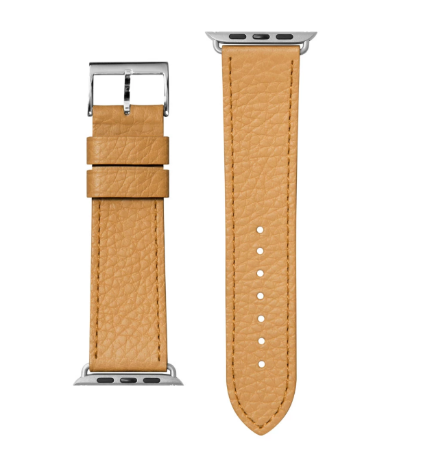 LAUT 44mm/42mm Milano Strap for Apple Watch - Tan