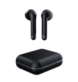Happy Plugs Happy Plugs Air 1 True Wireless Earphones - Black