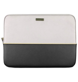 """kate spade new york kate spade Sleeve for 13"""" Macbook - Black / Cement / Gold"""