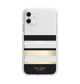 kate spade new york kate spade Defensive Case for iPhone 11 - Park Stripe