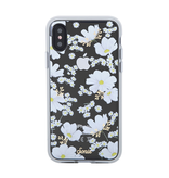 Sonix Sonix  Clear Coat Case for iPhone XS/X - Ditsy Daisy