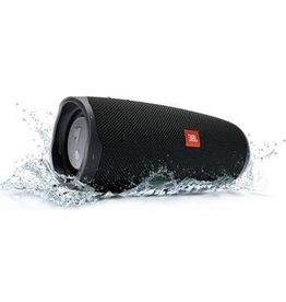 JBL JBL Charge 4 Portable Bluetooth Speaker - Black