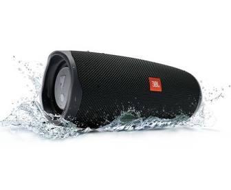 JBL JBL Charge 4 Portable Bluetooth Speaker - Black
