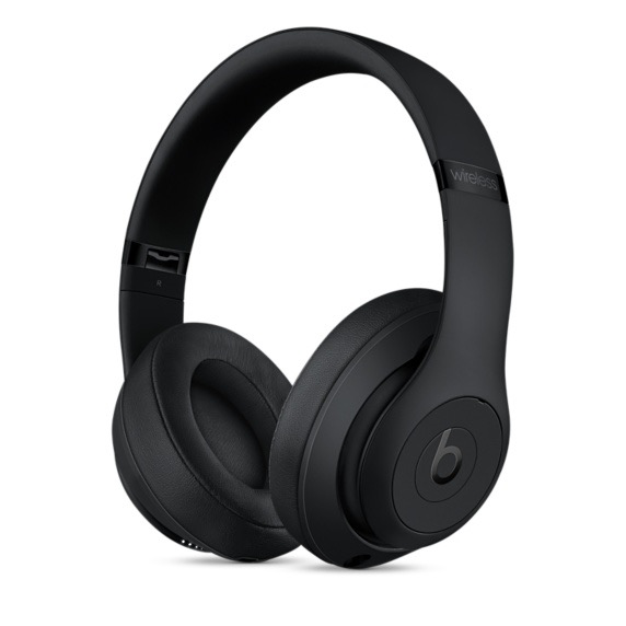 Beats Beats Studio3 Wireless Over-Ear Headphones - Matte Black