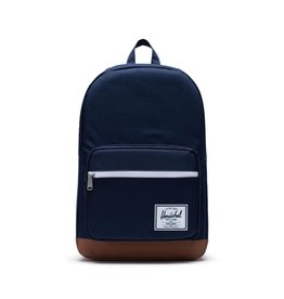 Herschel Supply Herschel Supply Pop Quiz BackPack - Peacoat / Saddle Brown