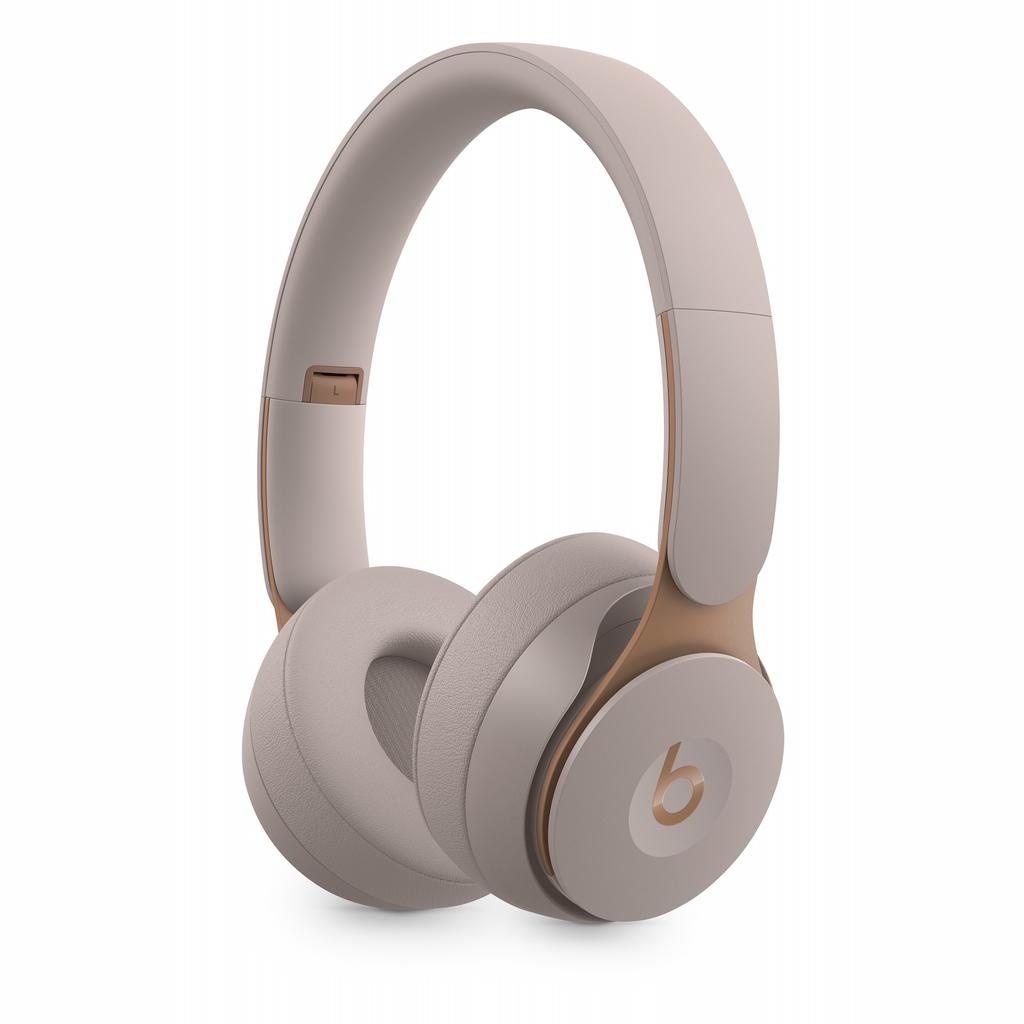 Beats Beats Solo Pro Wireless Noise Cancelling On-Ear Headphones - Grey