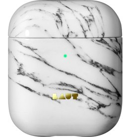 Laut Pod for AirPods - White Marble