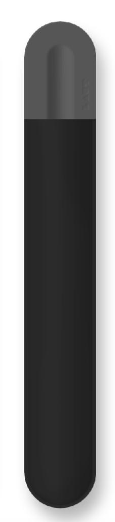 LAUT PENCIL CASE for Apple Pencil - Slate - Black