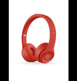Beats Beats Solo3 Wireless On-Ear Headphones - Red