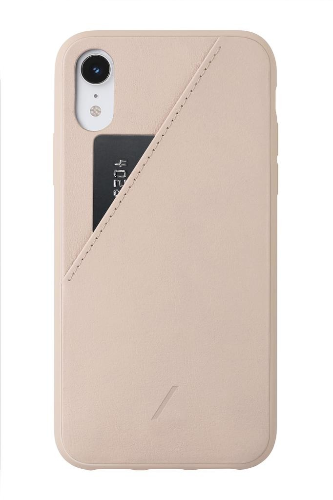 Native Union Native Union Clic Card Case for iPhone XR - Rose