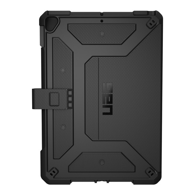 UAG UAG - Metropolis Rugged Case Black for iPad 10.2 2019