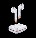 Happy Plugs Happy Plugs Air 1 True Wireless Earphones - White Marble