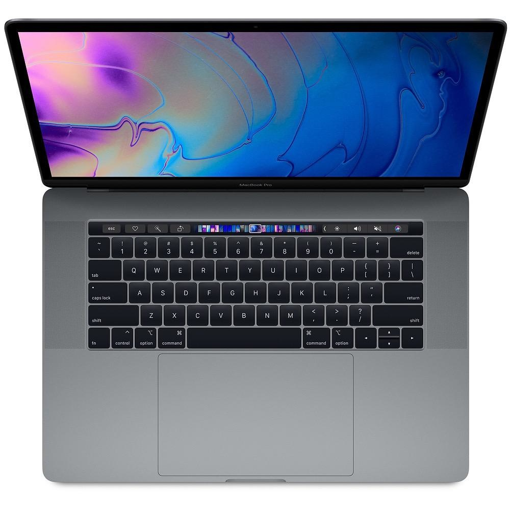 Apple Apple 15-inch MacBook Pro with Touch Bar: 2.3GHz 8-core 9th-generation Intel Core i9, 32GB, Radeon Pro 560X with 4GB of GDDR5 memory, 1TB SSD - Space Grey