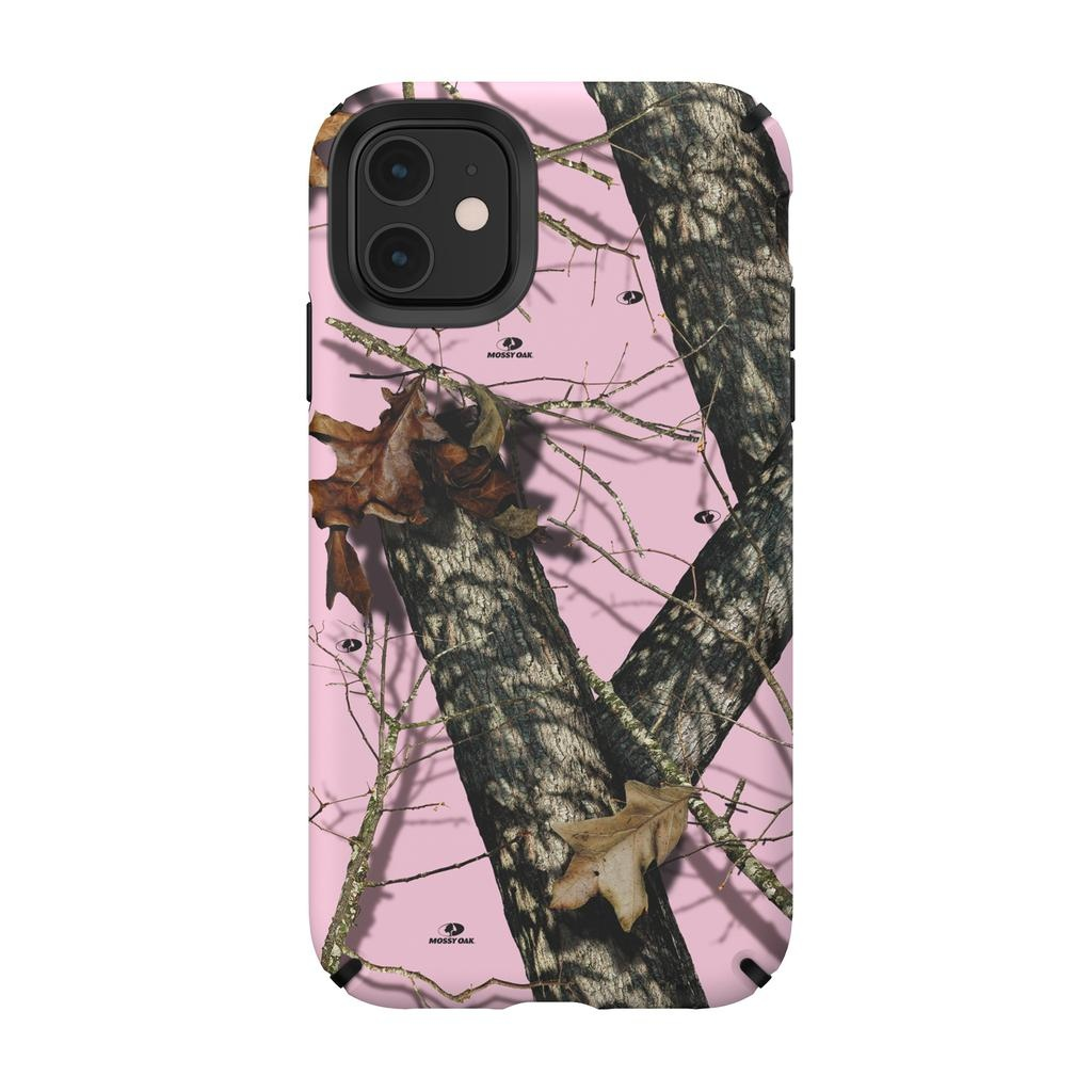 Speck Speck Presidio Inked for iPhone 11 - Mossy Oak Break-up Pink