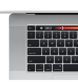Apple Apple 16-inch MacBook Pro w/ Touch Bar - Silver (2.6GHz 6-core 9th-gen i7 | 16GB |  512GB SSD)