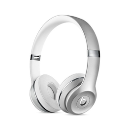 Beats Beats Solo3 Wireless On-Ear Headphones - Silver