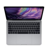 Apple 13-inch MacBook Pro: 2.3GHz dual-core i5, 128GB - Space Gray (OPEN BOX)