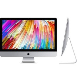 Apple 27-inch iMac with Retina 5K display: 3.4GHz quad-core Intel Core i5, 8GB, 1TB Fusion - Open Box