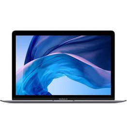 Apple Apple 13-inch MacBook Air with Touch ID: 1.6GHz dual-core 8th-gen i5, 8GB, 128GB SSD - Space Gray - Open Box