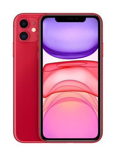 Apple Apple iPhone 11 256GB (PRODUCT)RED (Open Box)