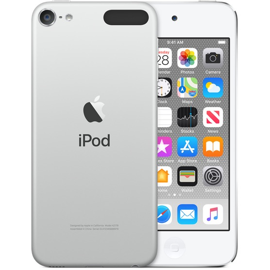 Apple Apple iPod Touch 7th Gen 32GB - Silver
