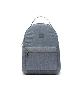 Herschel Supply Herschel Supply Nova Mid-Volume LT BackPack - Raven Crosshatch