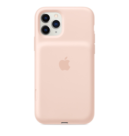 Apple Apple iPhone 11 Pro Smart Battery Case with Wireless Charging - Pink Sand