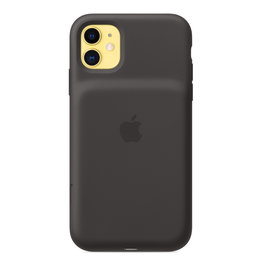 Apple Apple iPhone 11 Smart Battery Case with Wireless Charging - Black