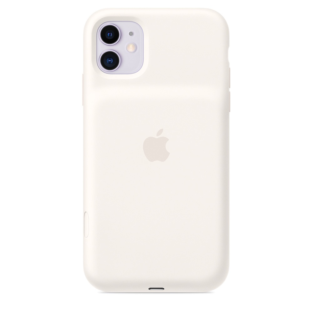 Apple Apple iPhone 11 Smart Battery Case with Wireless Charging - White