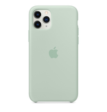 Apple Apple iPhone 11 Pro Silicone Case - Beryl