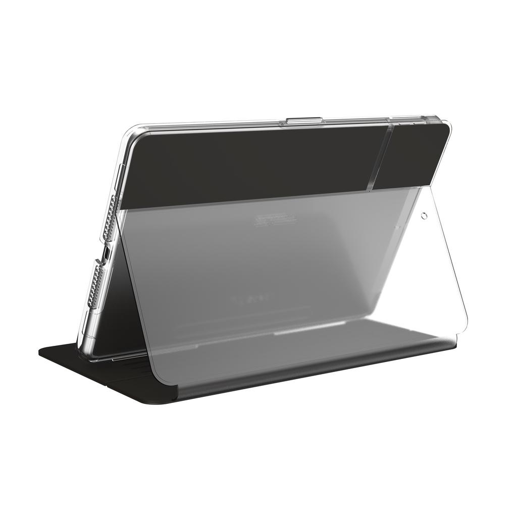 Speck Speck Balance Folio Clear for 10.2-inch iPad - Black / Clear