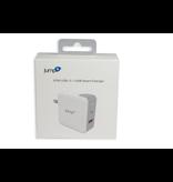 Jump Jump+ 63W USB-C + USB Smart Charger