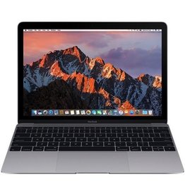 Apple 12-inch MacBook: 1.2GHz dual-core Intel Core m3, 256GB - Space Gray (Open Box)