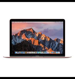 Apple Apple 12-inch Macbook: 1.2GHz dual-core Intel Core m3, 8GB, 256GB, Intel HD Graphics 615 - Rose Gold (Open Box)