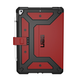 UAG UAG - Metropolis Rugged Case Magma (Red) for iPad 10.2 2019