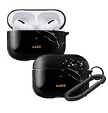 Laut LAUT HUEX ELEMENTS for AirPods Pro - Marble Black