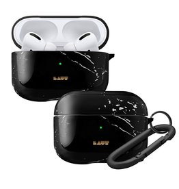 LAUT HUEX ELEMENTS for AirPods Pro - Marble Black