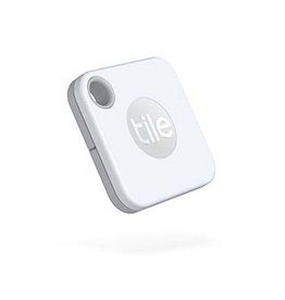 Tile Tile Mate Bluetooth Tracker  with Replaceable Battery (2020)