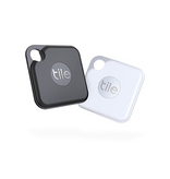 Tile Tile Pro Bluetooth Tracker with Replaceable Battery - 2 Pack
