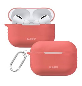 LAUT POD for AirPods Pro - Coral