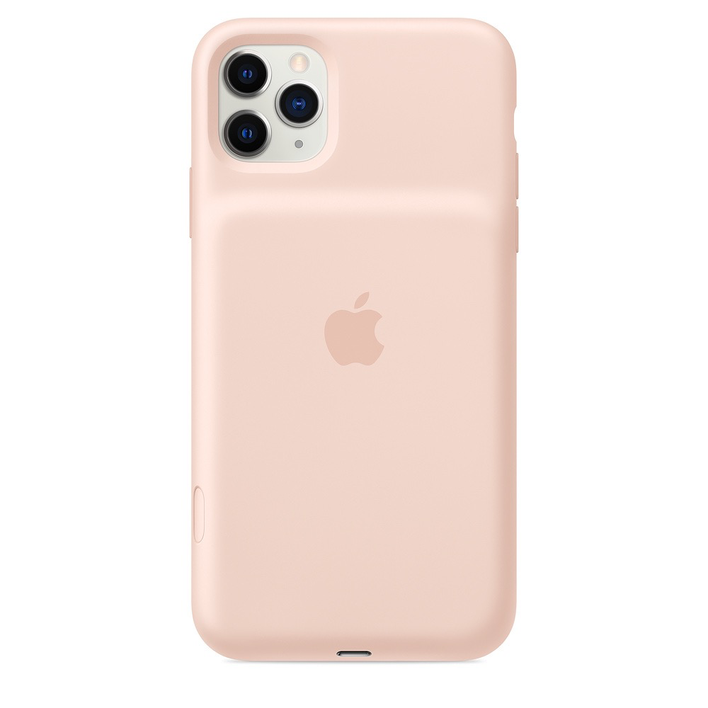 Apple Apple iPhone 11 Pro Max Smart Battery Case with Wireless Charging - Pink Sand