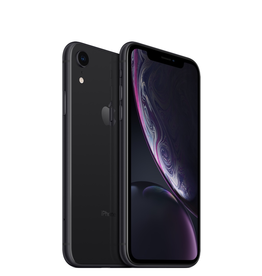 Apple iPhone XR 64GB Black (Open Box) (includes EarPods and charger)