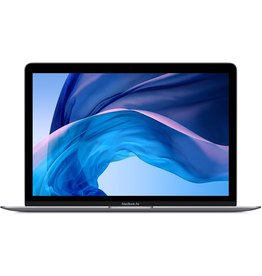 Apple 13-inch MacBook Air: 1.6GHz dual-core Intel Core i5, 8GB, 128GB - Space Gray (Open Box)