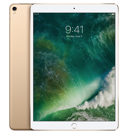 Apple 10.5-inch iPad Pro Wi-Fi + Cellular 64GB - Gold