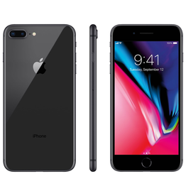 Apple Apple iPhone8 Plus 64GB - Space Grey (Open Box)