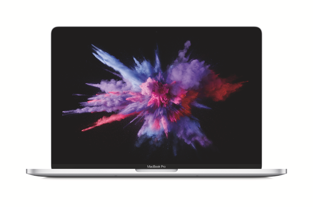Apple 13-inch MacBook Pro with Touch Bar: 1.4GHz quad-core 8th-Gen i5, 8GB, 256GB SSD - Silver (Open Box)