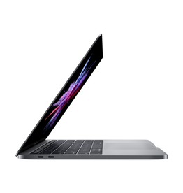 Apple 13-inch MacBook Pro with Touch Bar: 2.4GHz quad-core 8th-gen i5, 8GB, 512GB SSD - Space Grey (Open Box)