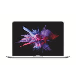 Apple 13-inch MacBook Pro with Touch Bar: 2.4GHz quad-core 8th-gen i5, 8GB, 512GB SSD - Silver (Open Box)